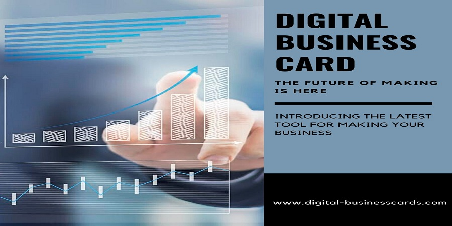 Reasons why digital business cards matter in the technological era!