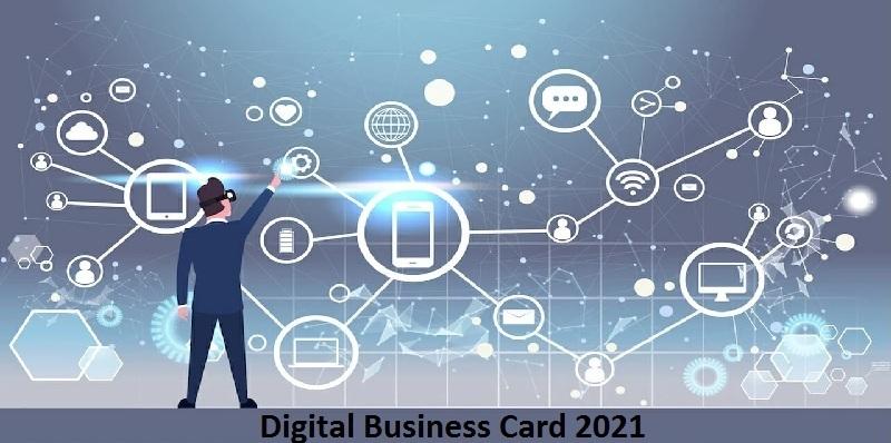 Free Digital Business Card App