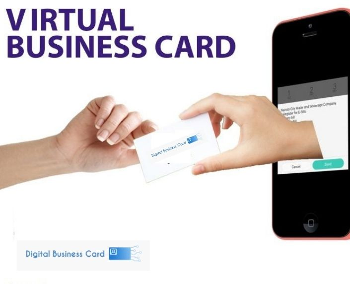 Virtual Business Card App