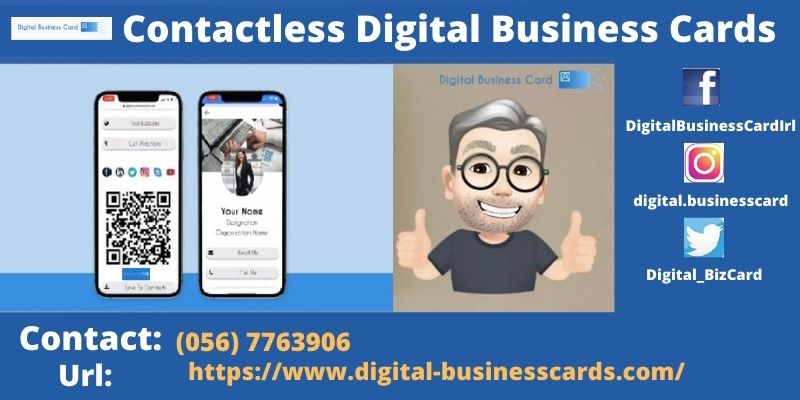 Contactless Digital BusinessCards